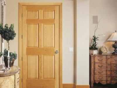 家庭装修之选择最合适的门—实木门