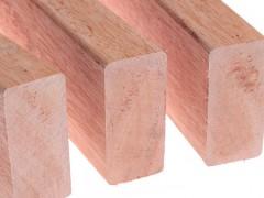 景观人气墙板柳桉木木板地板烘干木质型材