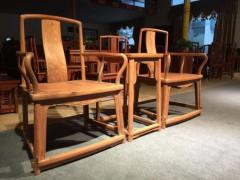 红木苏式椅
