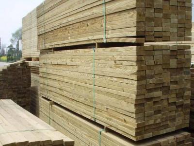 芬兰第三季度刨光木材出口增长15%
