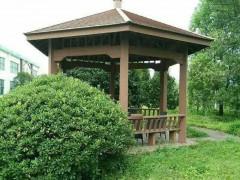 木塑凉亭制品