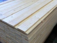 乌克兰白桦木烘干板材