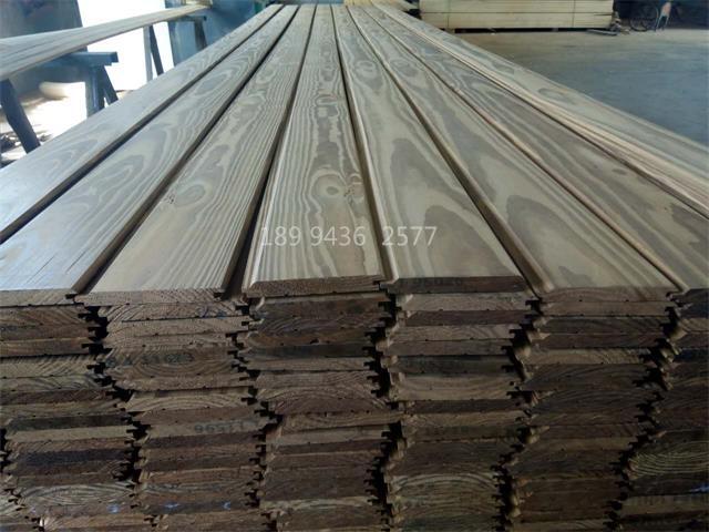 深度碳化木扣板_深度碳化木扣板价格-程佳深度碳化木扣板厂家