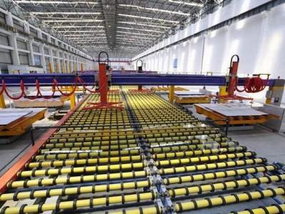 山东临沂力争2021年建材产业收入达1200亿元