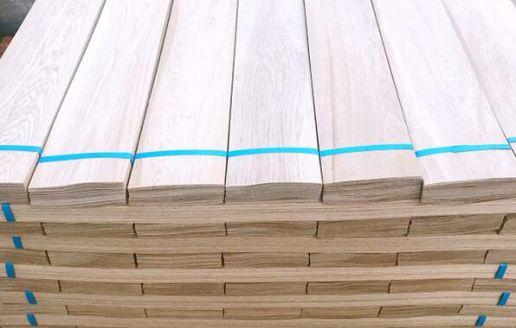 俄罗斯柞木地板木皮生产线视频_绥芬河美瑞木业