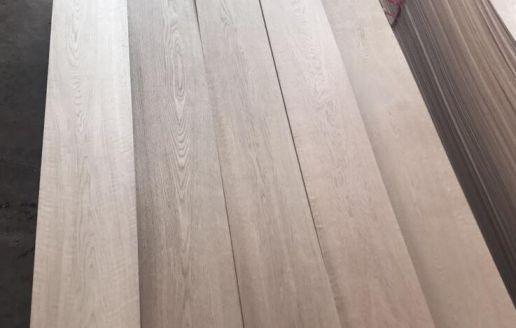 俄罗斯柞木地板木皮生产视频_绥芬河美瑞木业