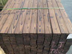 各种类防腐木碳化木