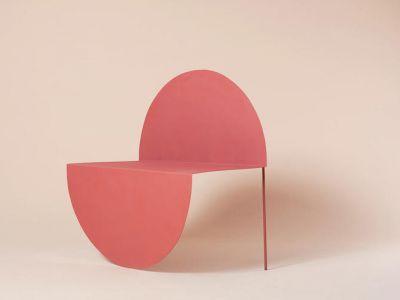 有一把椅子,它像一轮太阳|这个设计了不起