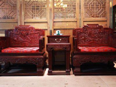 明清红木家具历史文化与工艺