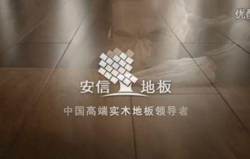 安信地板全球木材篇电视广告片