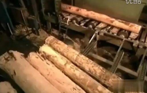 加拿大木材加工