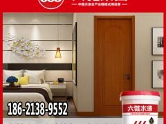 家具水性漆 耐黄变实色白底漆 六链D2002