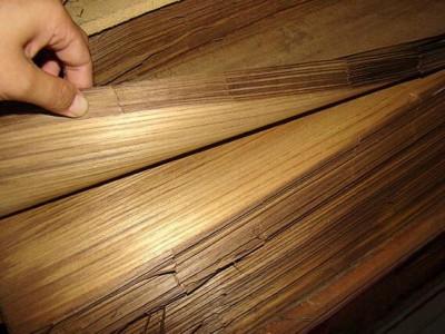 木皮是什么?贴木皮用什么胶水?木皮选购及施工工艺