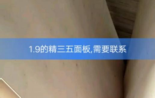 天盛杨木三拼旋切厂杨木皮子1.9二级视频