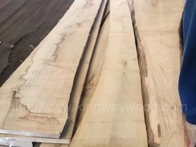 木业欧洲进口白蜡木实木板 水曲柳FSC 北欧家具材地板料