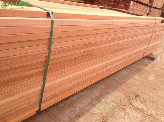 柳桉木木材的用途