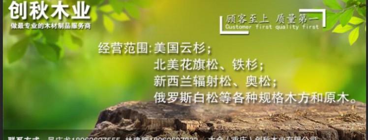 太仓(重庆)创秋木业有限公司