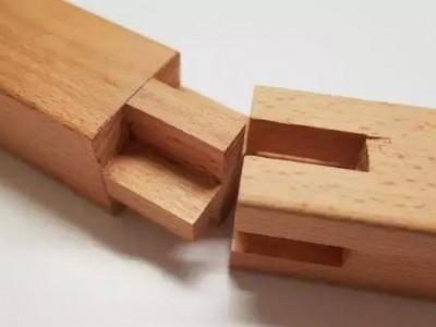 十二种榫卯木结构图解