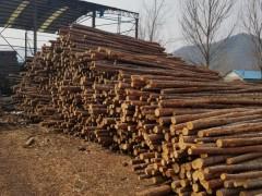 松木檩条小杆