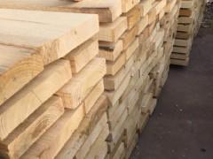 优质榆木烘干板材