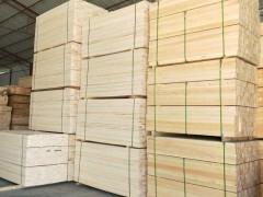 厂家直销白松进出口板材,实木出口板材,白松板材