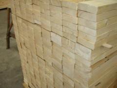 专业生产各类规格铁杉 云杉 白松工地口料实木板材