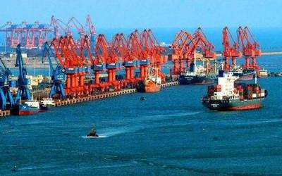 广西防城港口岸扩大开放 木材流通将加快