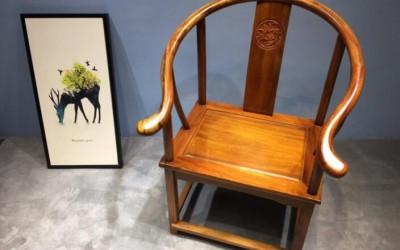 圈椅设计尺寸图片原理构造 经典收藏