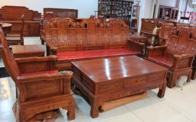 2018年越南红木市场最受欢迎的十二款红木沙发