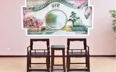 花一般的家具—玫瑰椅
