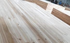 优质香杉木指接板