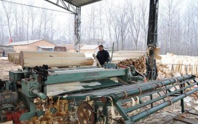 我国木材加工行业需求旺盛 将带动下游产业发展