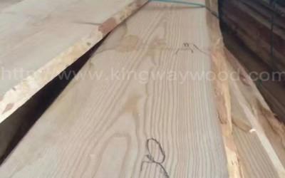 欧洲白蜡毛边板ABC级 月供25柜 北欧风 进口木材批发