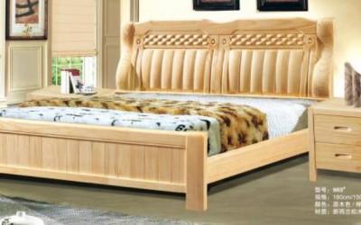 杉木床和松木床的区别