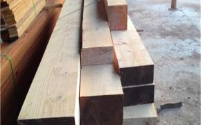 定制加工:各类规格料 铁杉 工地方料  美国铁杉木材加工