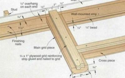 一批木工图纸符号代表意思简称