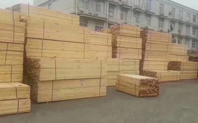 建筑木方规格价格