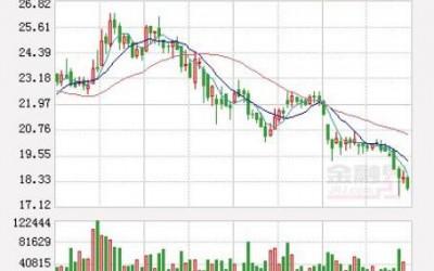 大亚圣象股价跳水5.59% 股价创一年以来新低