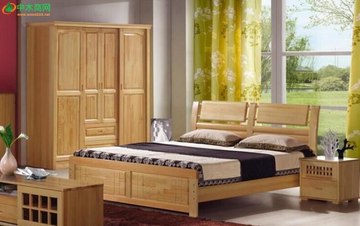 松木家具的优点: