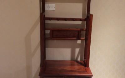 家具市场御美卧室红木家具