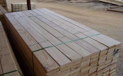 天气转暖,市场活跃,南松木价格上升$17-21美金