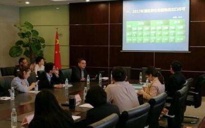 上海市林业局组织召开全市濒危木材贸易相关进出口企业座谈会