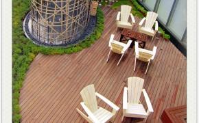山东景观工程木材 市民阳光房 露台 阳台装修 天然防腐木