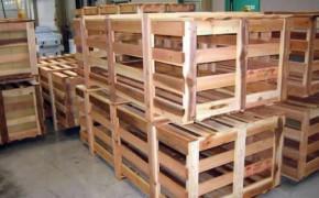 杨木包装箱定制