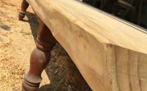 厂家直销:辐射松木方 建筑大板 实木大桌板 定做尺寸