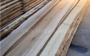 欧洲白蜡木毛边板实木 防腐 北欧家具材ABC级 木材批发