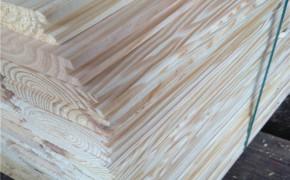 南方松桑拿板 实木扣板 内墙板免漆 烘干板材批发