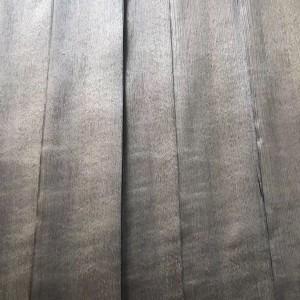 烟熏碳化白橡地板木皮品牌