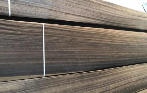 烟熏碳化黑橡木皮视频
