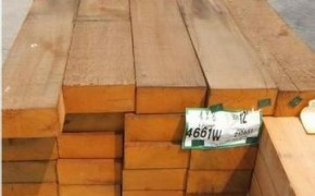落叶松防腐木厂家最低价格
